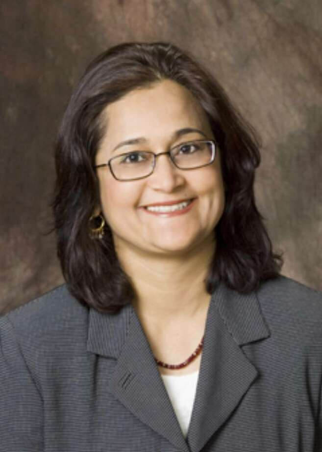 Tanuja Singh: Dean of the Bill Greehey School of Business at St. Mary's University.