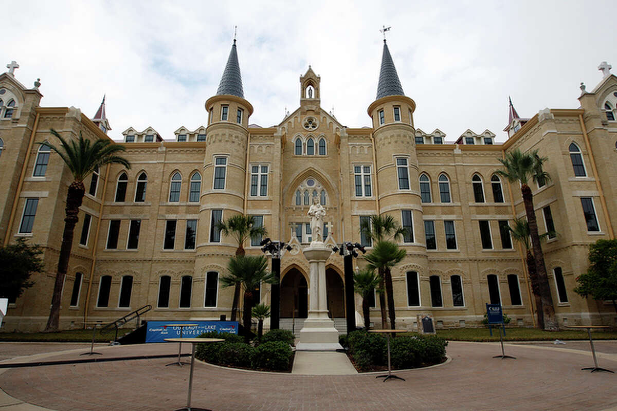 Our Lady of the Lake University prepares to open the Main Building, Thursday, Nov. 11, 2010. The building, which was ravaged by an electrical fire two and a half years ago, will be dedicated during a ceremony Friday evening.