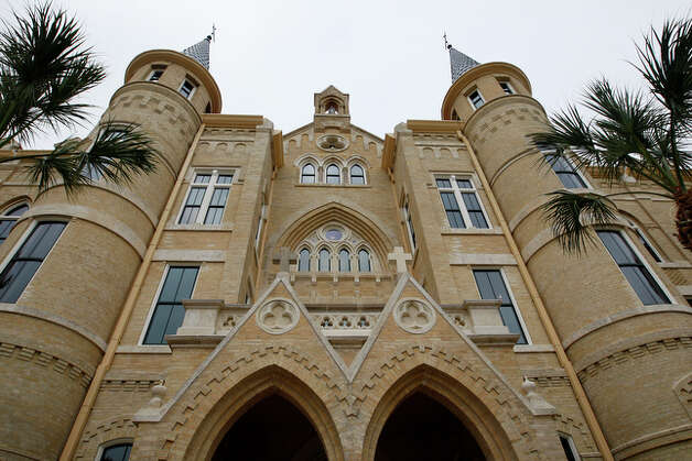 The Main Building was built in 1895. / glara@express-news.net