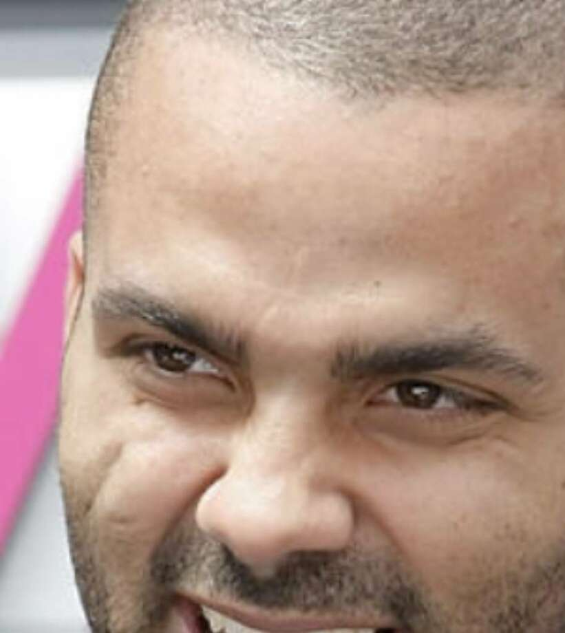 Tony Parker's camp has thus far focused on his fitness after a long, busy summer.
