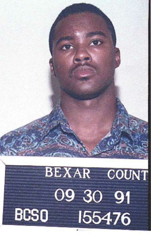 Kasey Woodard, 40, is being held in Bexar County Jail on a litany of charges after he allegedly attacked his wife, shot three people including his step-son and a Bexar County deputy, and barricaded himself in his East Bexar County home for hours Sunday night.