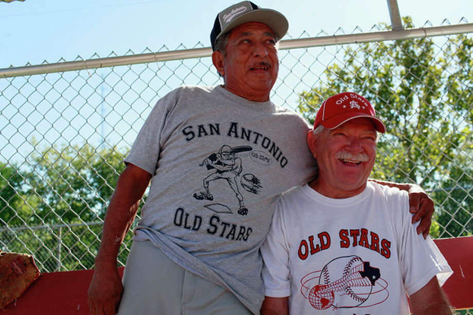 Seniors at play - San Antonio Express-News