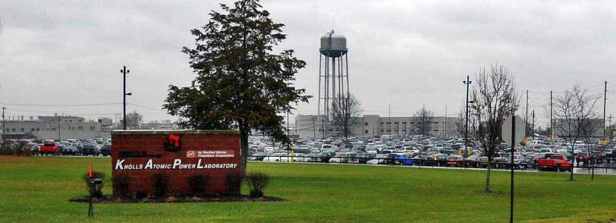 View of the Knolls Atomic Power Laboratory in Niskayuna, NY on Tuesday November 30, 2010. ( Philip Kamrass / Times Union )