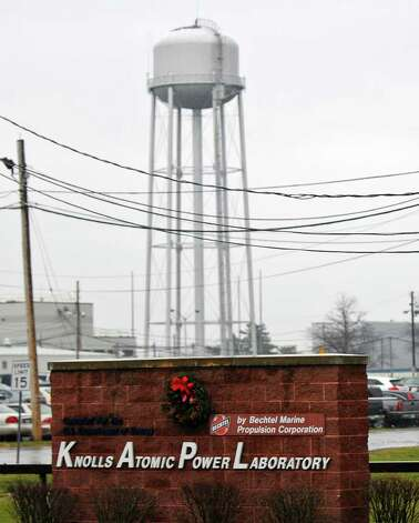 View of the Knolls Atomic Power Laboratory in Niskayuna, NY on Tuesday November 30, 2010.  ( Philip Kamrass / Times Union ) Photo: Philip Kamrass