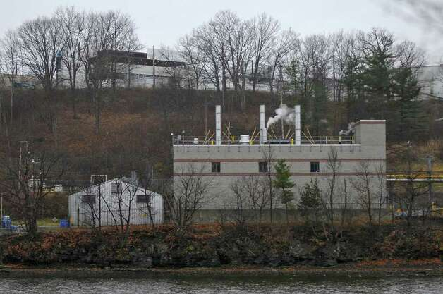View of part of the the Knolls Atomic Power Laboratory in Niskayuna, NY on Tuesday November 30, 2010, as seen along the Mohawk River.  ( Philip Kamrass / Times Union ) Photo: Philip Kamrass