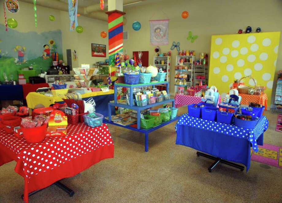 Swee-Tee's Books & Candy Shop opened recently in at Pearl and Forsythe downtown. Owner Adline Nickson said she hopes the offering of candy and books in the same location may help improve literacy among local children. Beth Rankin/The Enterprise