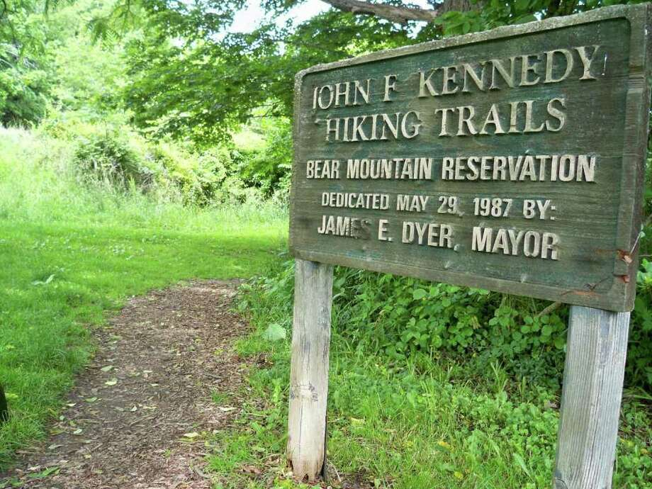 DANBURY Take part in family hikes from 10 a.m. to 3 p.m. Saturday, June 7, at Bear Mountain Reservation. Click here for more info.  Photo: File Photo / The News-Times File Photo