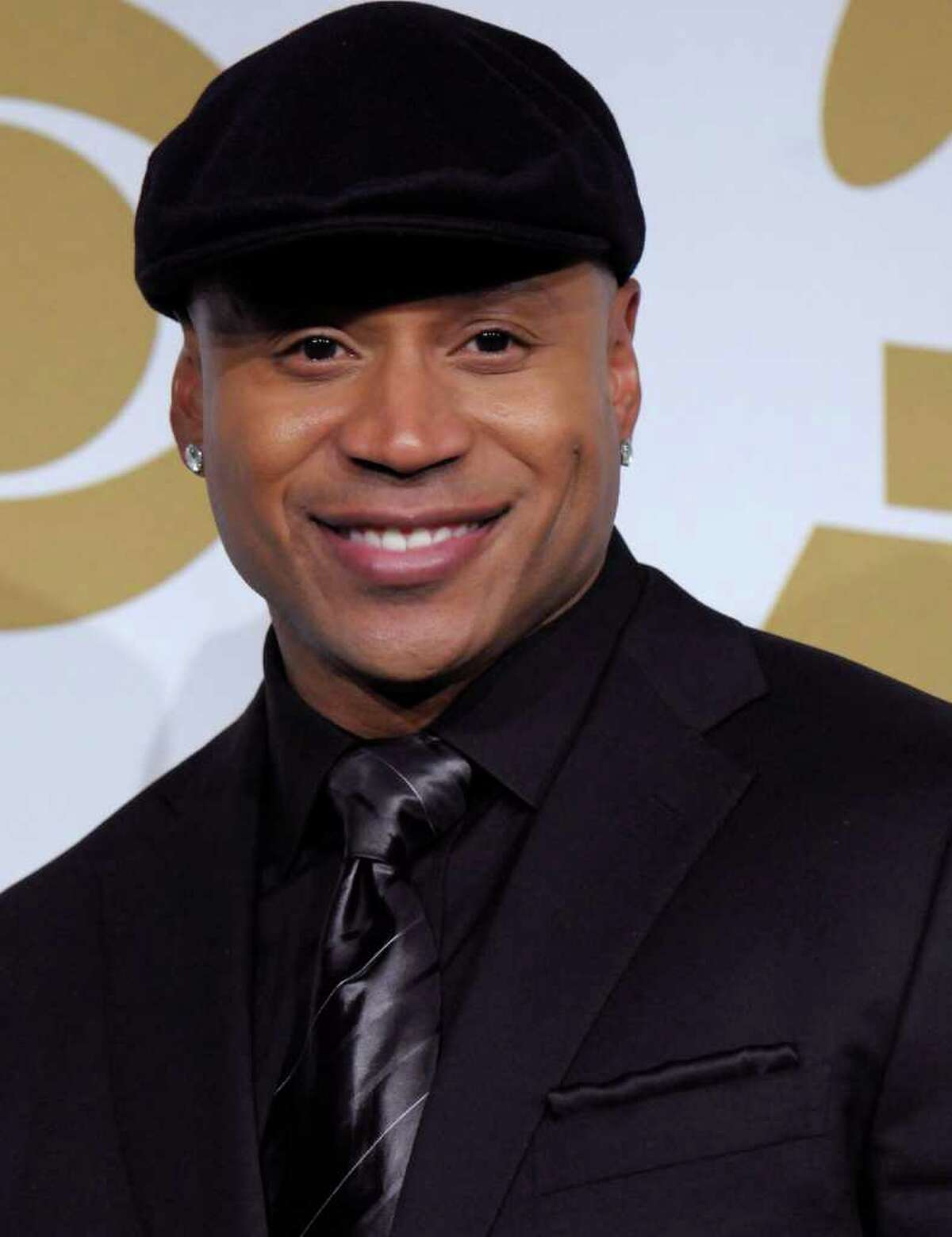 L.L. Cool J is seen backstage at the Grammy Nominations Concert on Wednesday, Dec. 1, 2010, in Los Angeles. (AP Photo/Dan Steinerg)