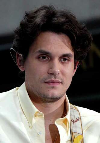 "Pop Vocal Album: ""Battle Studies,"" John Mayer. Richard Drew/The Associated Press Photo: Richard Drew, STF / AP"