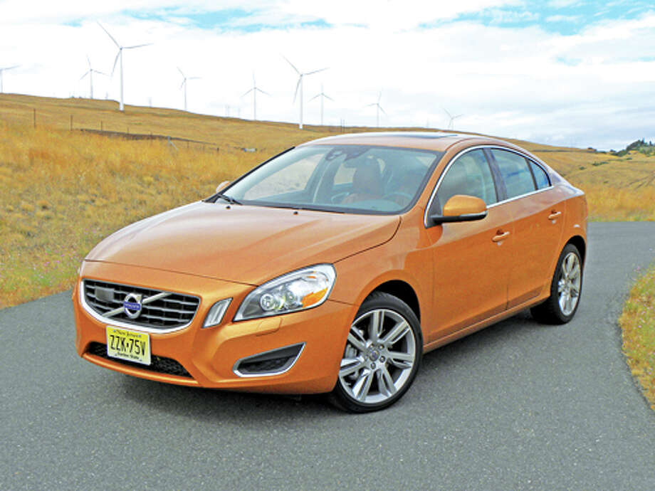sleek safe sporty 2011 volvo s60 t6 awd times union. Black Bedroom Furniture Sets. Home Design Ideas