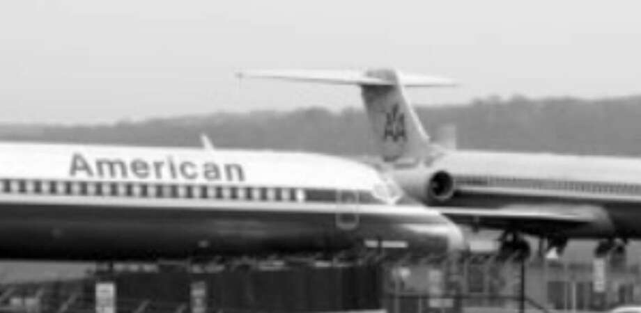 Regulators are investigating repairs on American Airlines MD-80 planes (above)  and the mothballing of at least one plane.