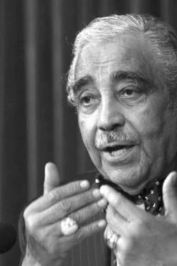 House Ways and Means Chairman Rep. Charles Rangel faces an array of charges related to finances. One seems trivial; the others too egregious for Democrats to ignore.