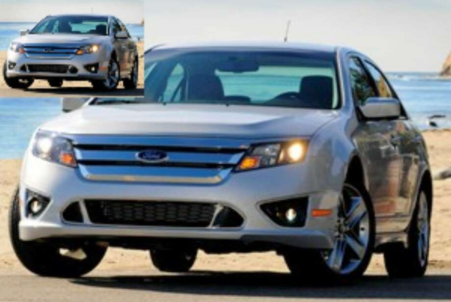 The 2010 Ford Fusion has a lot more standard content — making it seem more like a luxury car than a mass-market model.