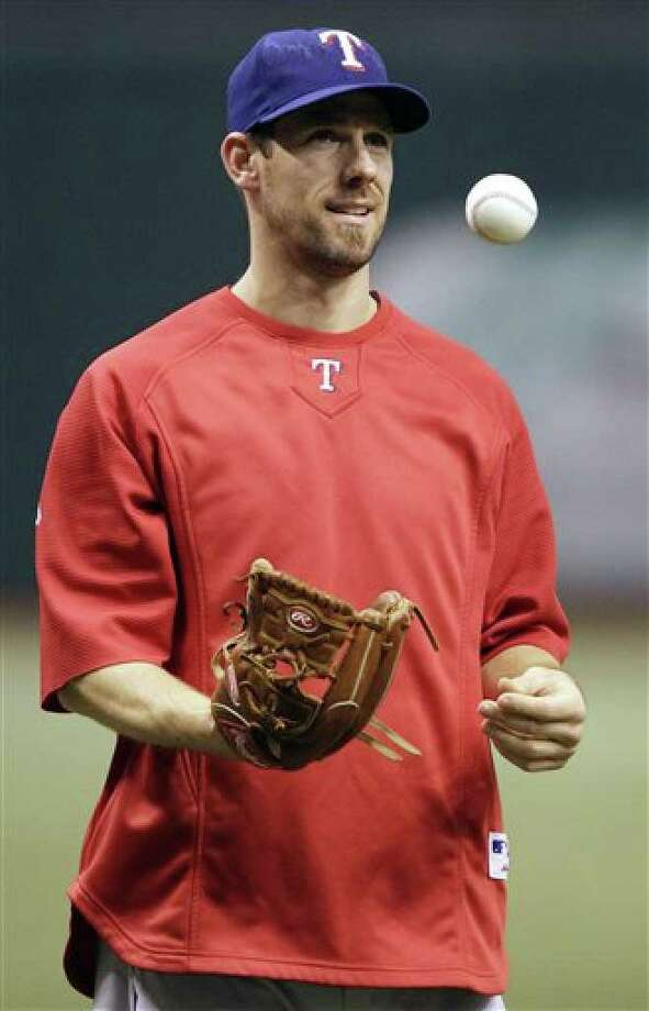 Rangers pitcher Cliff Lee is scheduled to pitch Game 1 against the Rays.