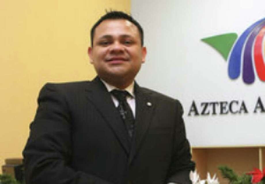 Juan J. Martinez Jr., 31, is a San Antonio-based vice president and director of direct sales for Azteca America.