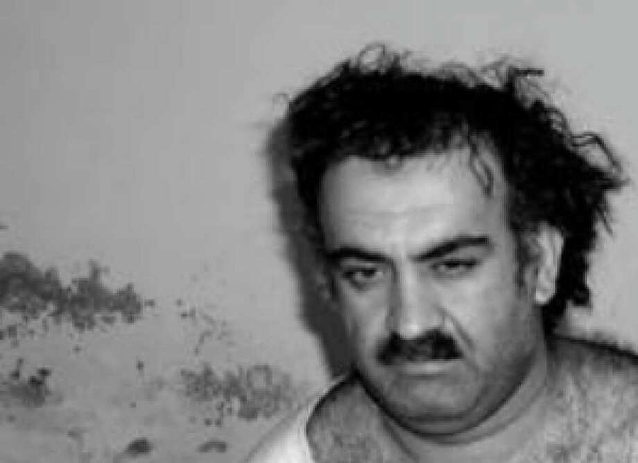 Civilian criminal suspect or enemy combatant? Khalid Sheik Mohammed, alleged 9-11  mastermind, will be tried in New York City.