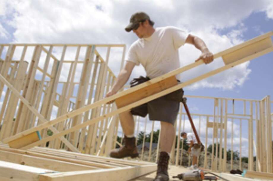 The overall economy is getting a small boost as more buyers are ready to sign contracts and builders hire workers.