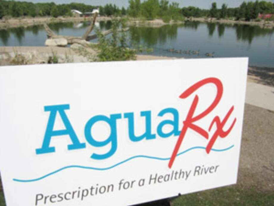 The Albuquerque Bernalillo County Water Utility Authority unveiled its new program to educate residents on how to properly to dispose of pharmaceuticals during a news conference at Tingley Beach in Albuquerque, N.M., on Tuesday.