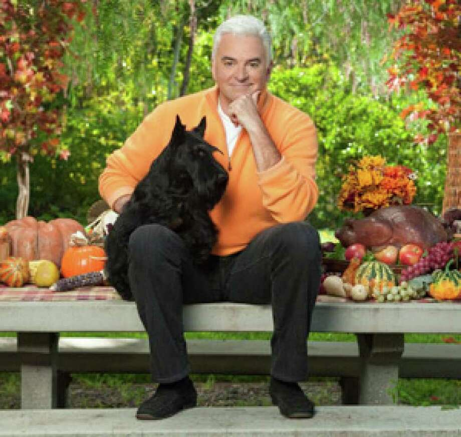 "John O'Hurley will host ""The National Dog Show Presented by Purina."""