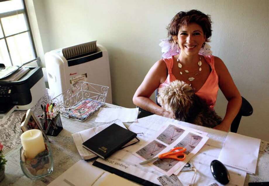 Debi Rivas started a personal assistant business, Sassy Assistants, in San Antonio more than 10 years ago.