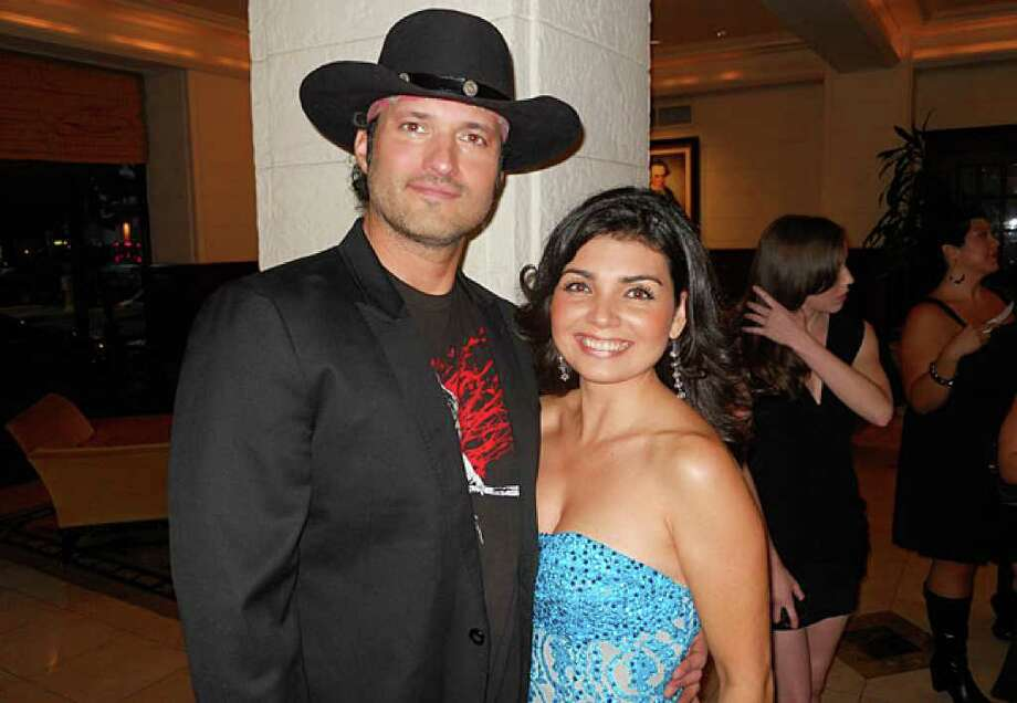 Ara Celi and Robert Rodriguez.