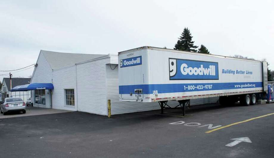 Goodwill Industries of Western Connecticut's Westport store is currently located at 1572 Post Road East. Photo: Paul Schott / Westport News