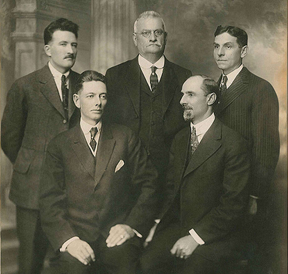 These men founded the San Antonio Real Estate Association, which eventually would become the San Antonio Board of Realtors, in June 1910.