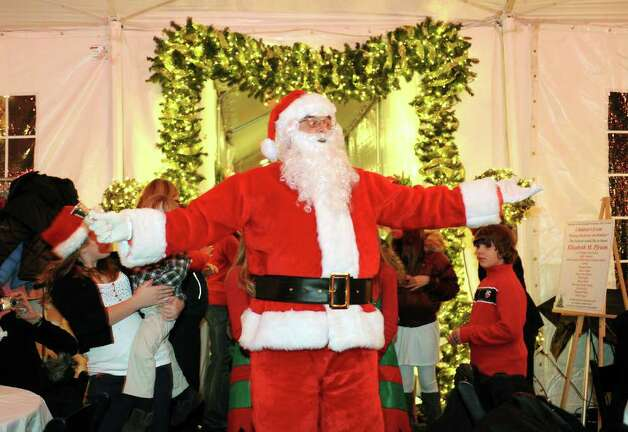 The 2010 Fairfield Christmas Tree Festival Was Held At The 463453 Newstimes