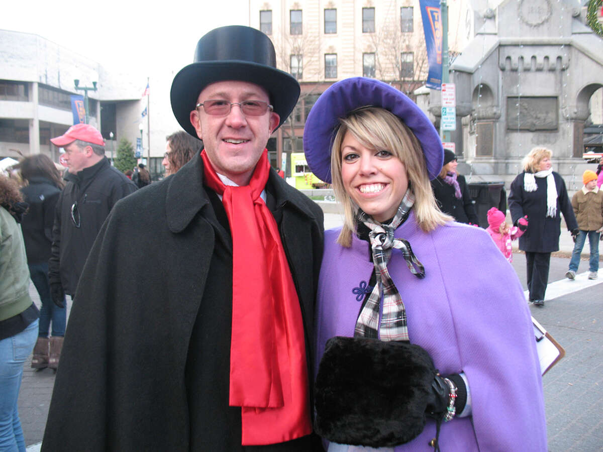 Were you seen at Troy Victorian Stroll?