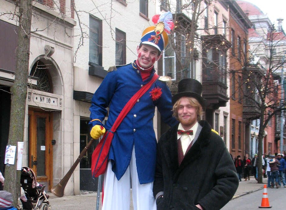 Were you seen at Troy Victorian Stroll? Photo: Brian Tromans