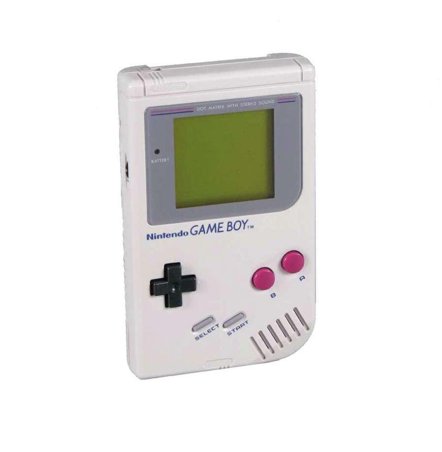 2009 Inductee: Nintendo Game Boy