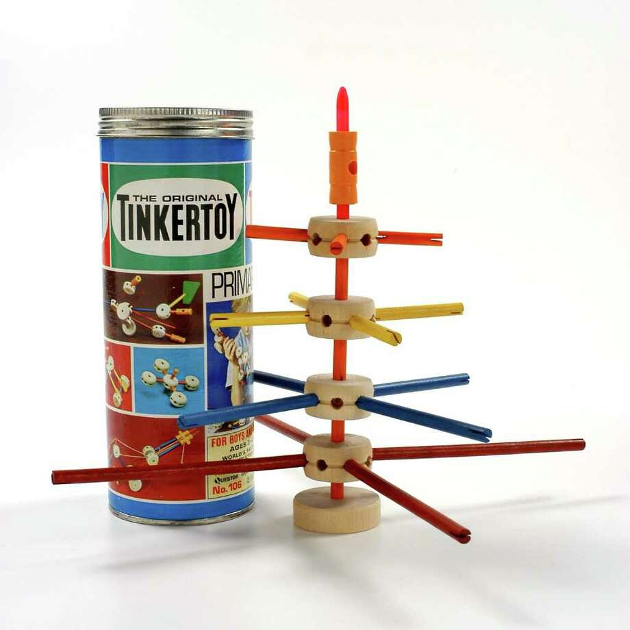 1998 Inductee:Tinkertoy