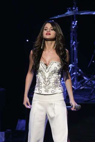 LOS ANGELES, CA - DECEMBER 05:  Selena Gomez performs at the KIIS FM's Jingle Ball 2010  on December 5, 2010 in Los Angeles, California.  (Photo by Noel Vasquez/Getty Images) *** Local Caption *** Selena Gomez Photo: Noel Vasquez, Getty Images / 2010 Getty Images