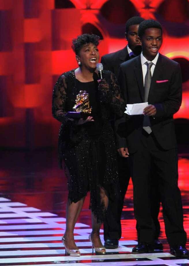 Legend Award: Anita Baker (AP Photo/David Goldman) Photo: David Goldman, STF
