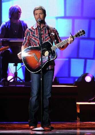 Las Vegas Nv December 06 Musician Josh Turner