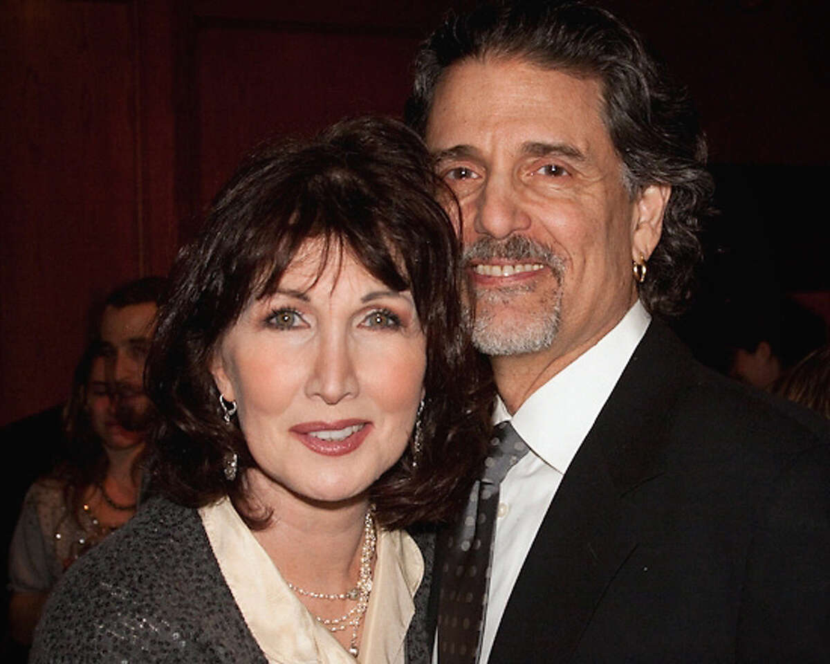 Fairfield residents Joanna Gleason and Chris Sarandon will be performing in a special Christmas show at the Fairfield Theatre Company this week.