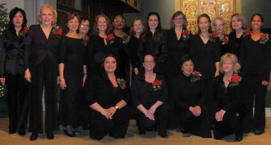 The Westfair Singers, a women's  chamber choral ensemble under the musical direction of Mary Jane Newman, will present 'Winter Music: A Joyous Celebration,' at 7 p.m., Saturday, Dec. 11, at the First Congregational Church in Old Greenwich. Photo: Contributed Photo / Stamford Advocate Contributed
