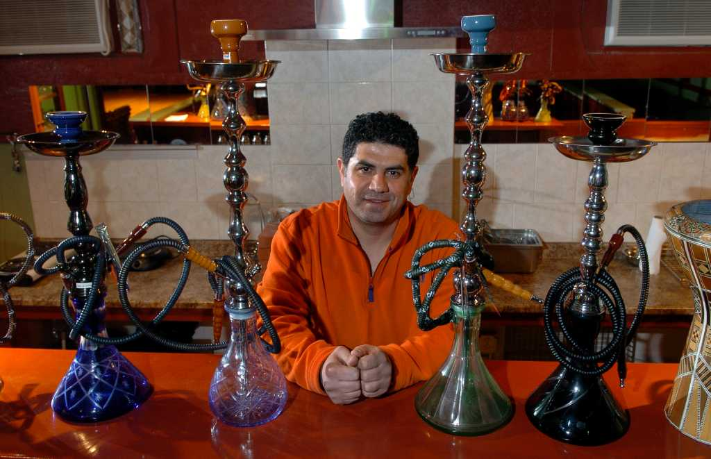 Businessman continues fight to open hookah lounge