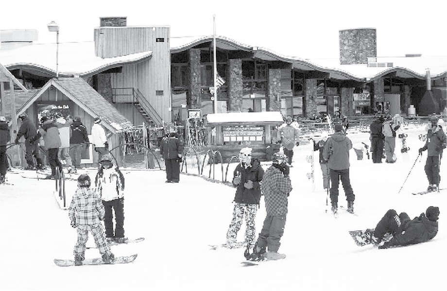 HUNTER MOUNTAIN operators say free tickets at state-run Belleayre hurts them. (Times Union archive) Photo: STEVE JACOBS