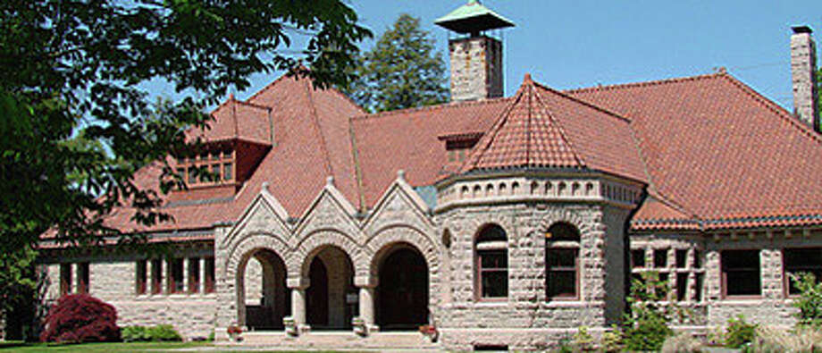 The Pequot Library in Southport is hosting a party Thursday to relaunch its website Photo: Contributed Photo / Fairfield Citizen