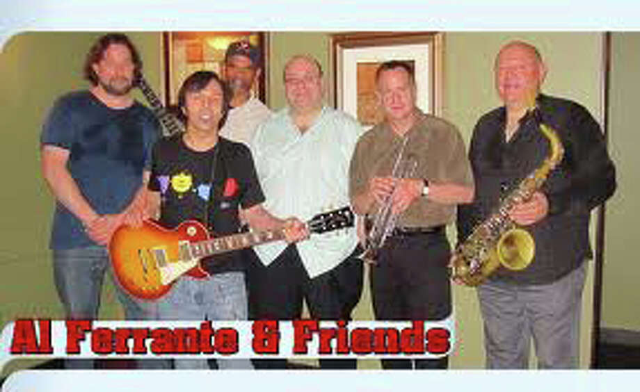 Al Ferrante & Friends will help start off the weekend at The Fairfield Cafe, 770 Commerce Drive, from 9 to 11:30 p.m. Photo: Contributed Photo / Fairfield Citizen