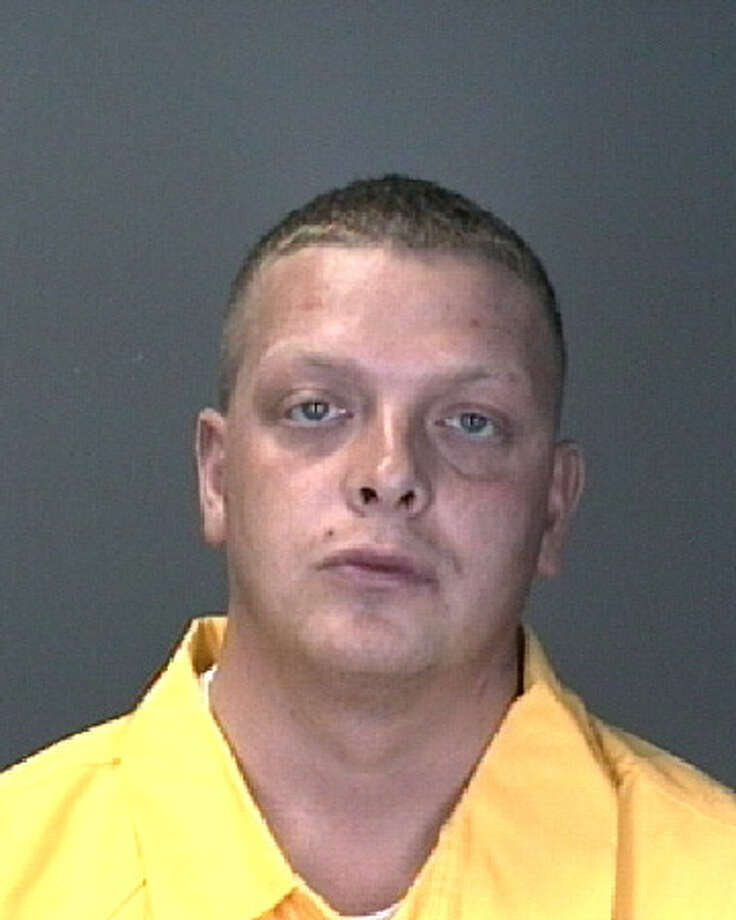 Timothy Reichel, in a 2008 police photo (Colonie police)