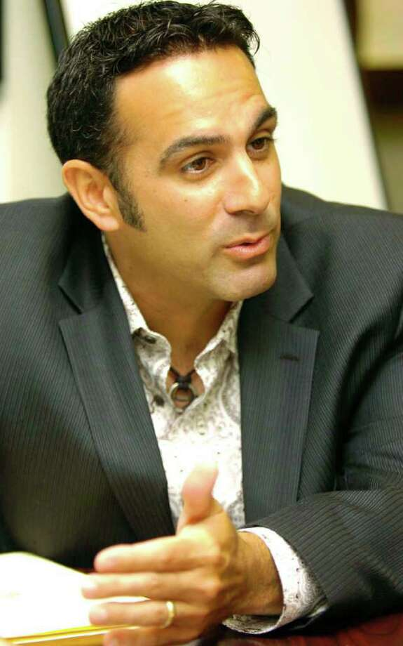 Pastor Frank Santora of Faith Church in New Milford. Photo: File Photo / The News-Times File Photo