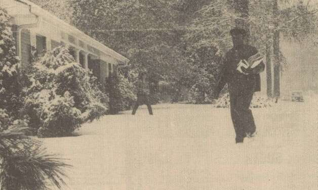 File photo of snow from January 12, 1973
