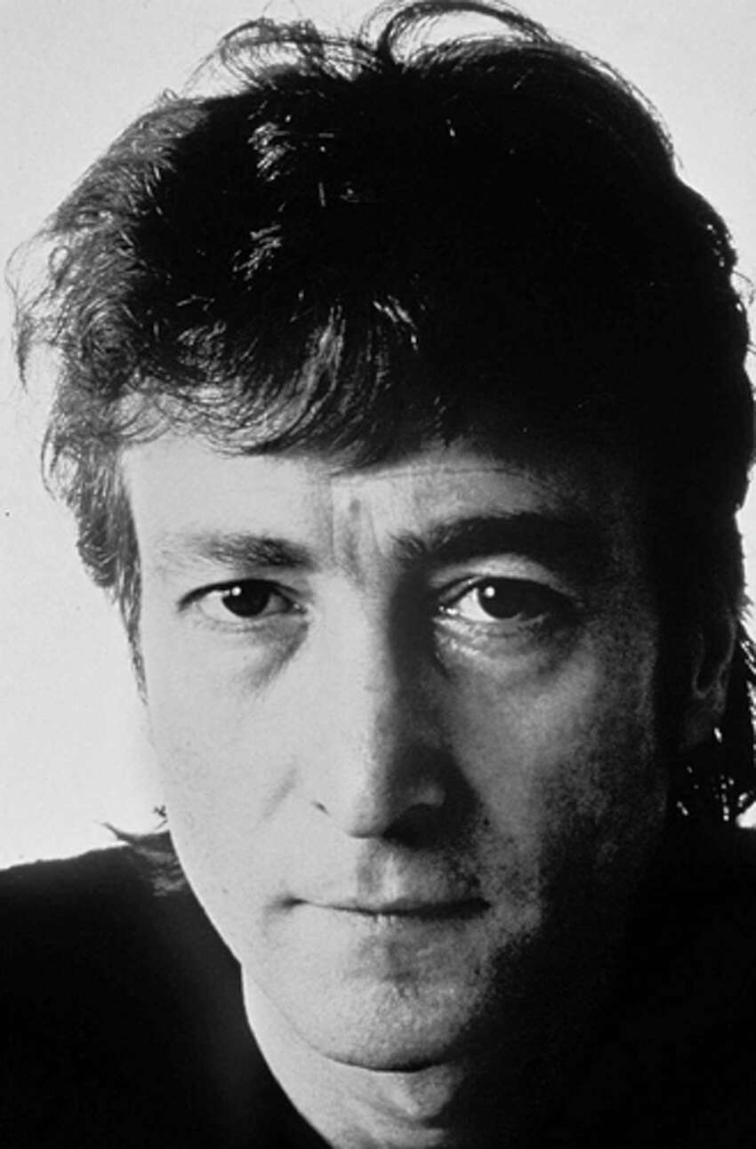 John Lennon of 'The Beatles' is seen here in December 1980. This image was taken just a few days before his assassination. Lennon's
