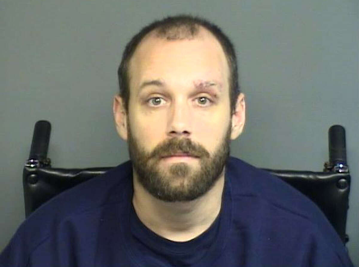 Christopher Siomelli, 30 of Stamford, has been arrested on a warrant charging him with four counts of assault in the first degree, 25 counts of risk of injury to a minor, four counts of evading responsibility and one count of operating under the influence of alcohol or drugs stemming from a incident on Nov. 16.