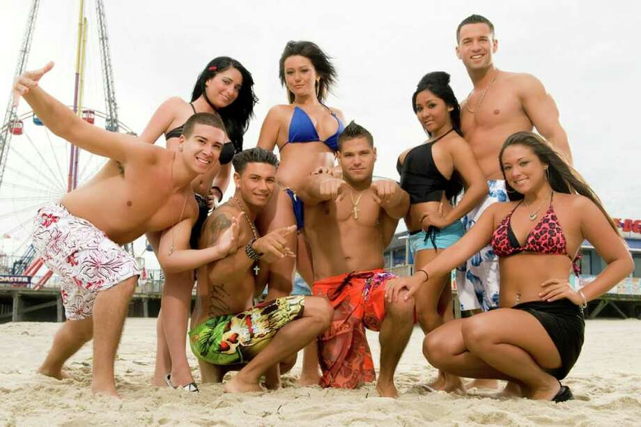 "The cast of ""Jersey Shore."" MTV/The Associated Press Photo: HO / MTV"