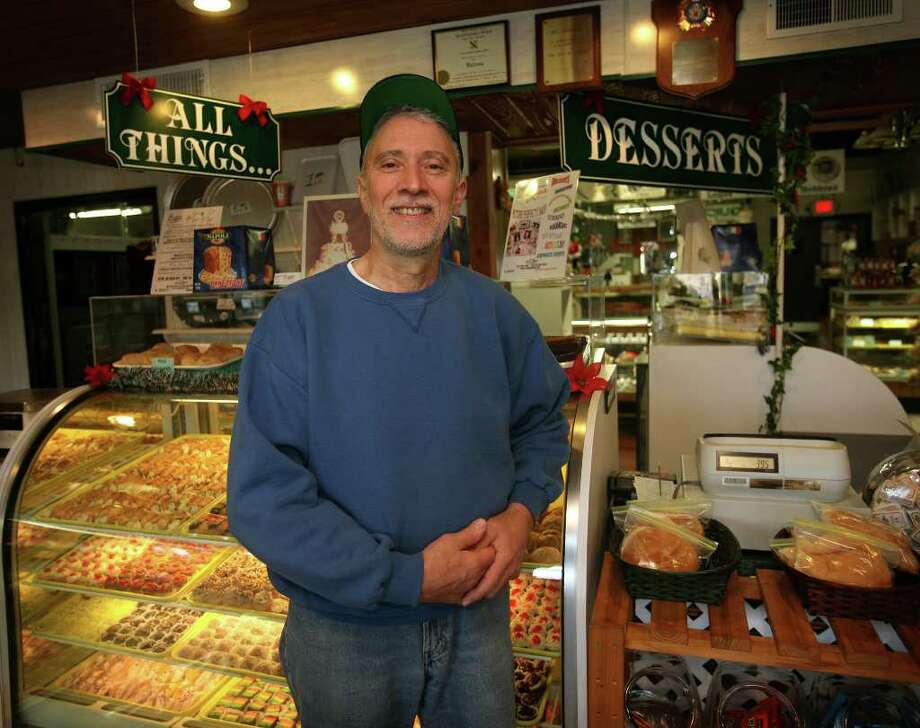 After a two year wait, Benny DiMarco, owner of Luigi's at 10 Broadway in Trumbull, received zoning approval for an expansion to his building which will include residential apartments as well as increased commercial space. Photo: Brian A. Pounds / Connecticut Post