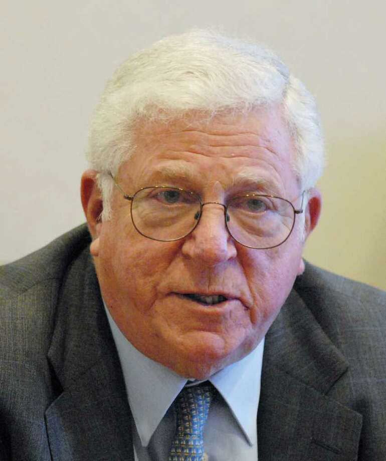 Lt. Gov. Richard Ravitch says he accomplished little during his short time in office, which begain in 2009. / 00007887A