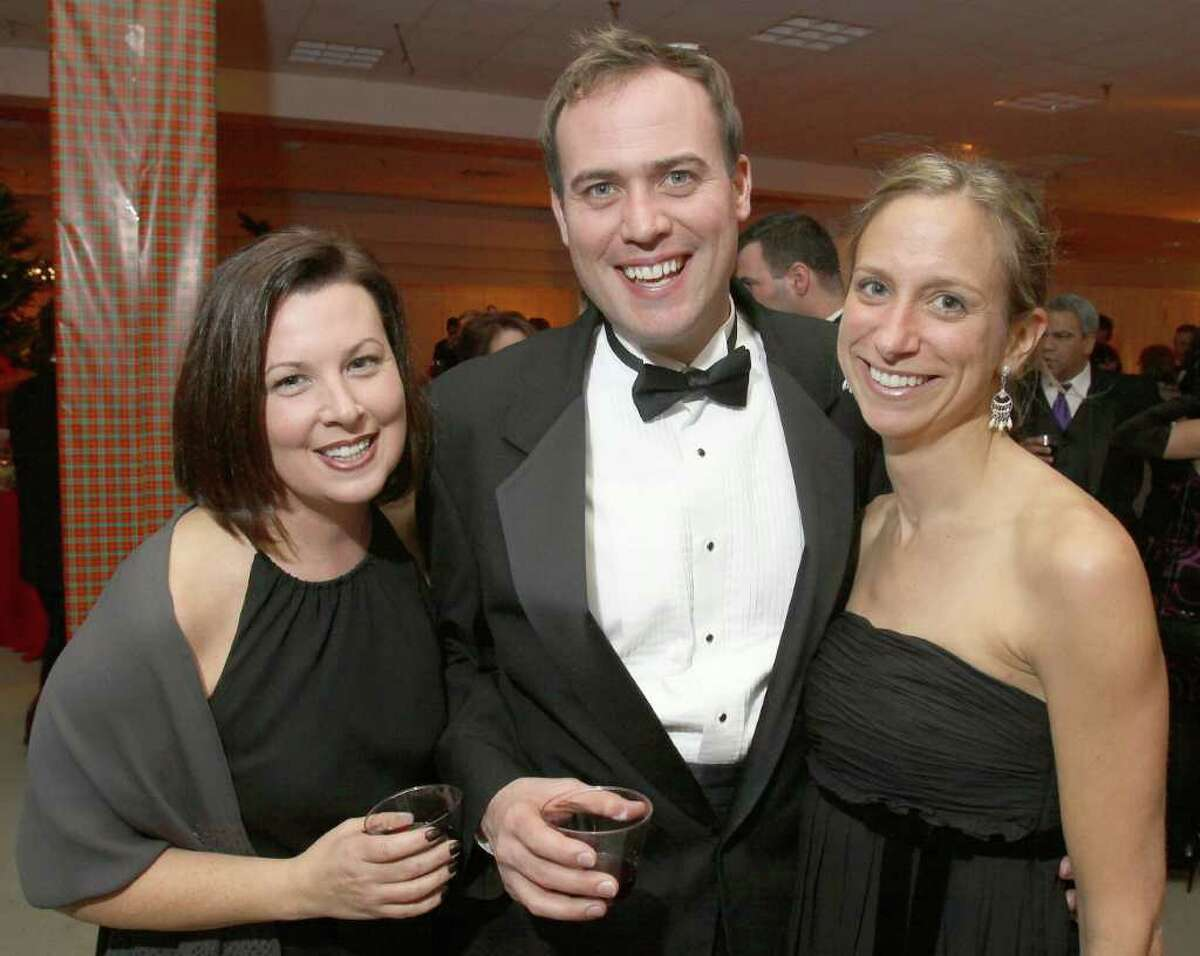 From left: Amy, Marty and Lottie Dunbar. (Joe Putrock / Special to the Times Union)